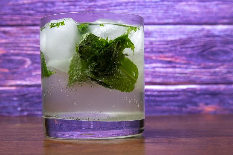 фото алкогольного коктейля мохито
