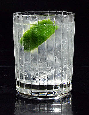 Джин как пить