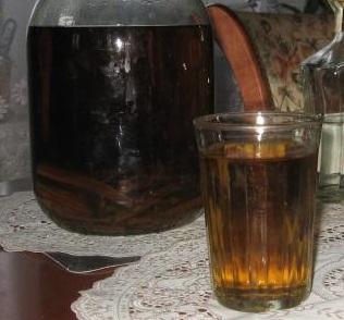 готовый домашний виски