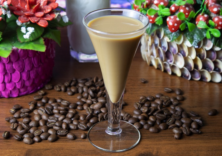 Классический кофейный ликер фото