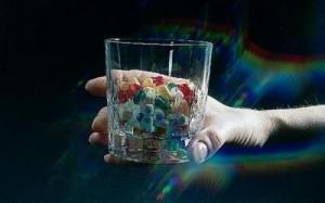 отличить метиловый спирт