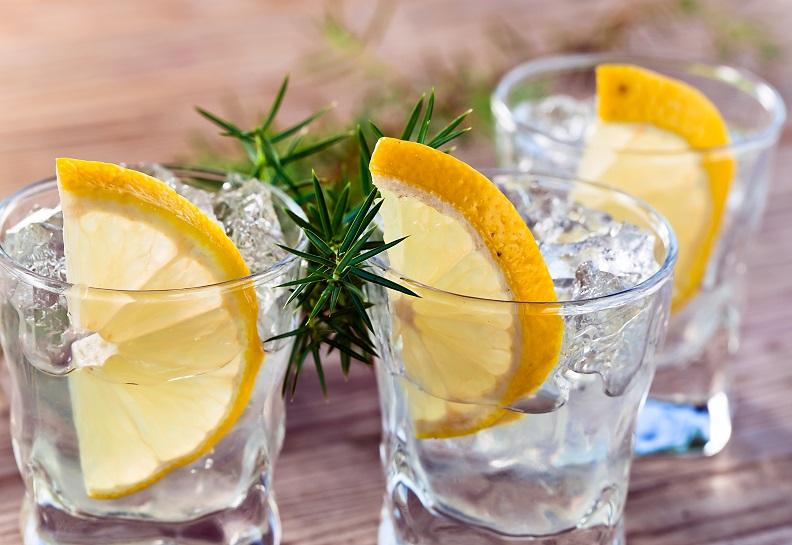 как пить джин в чистом виде