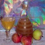 рецепт домашнего сидра изо яблок