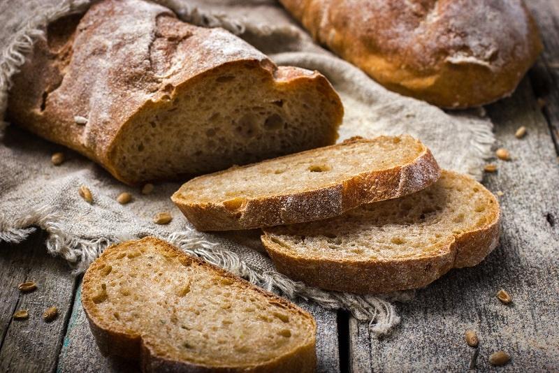 ржаной хлеб как закуска к водке