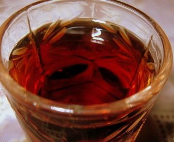 водка на грецких орехах фото