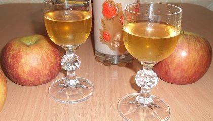 фото домашнего яблочного сидра