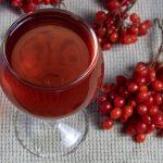 фото калинового вина