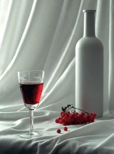 фото рецепт вина из калины