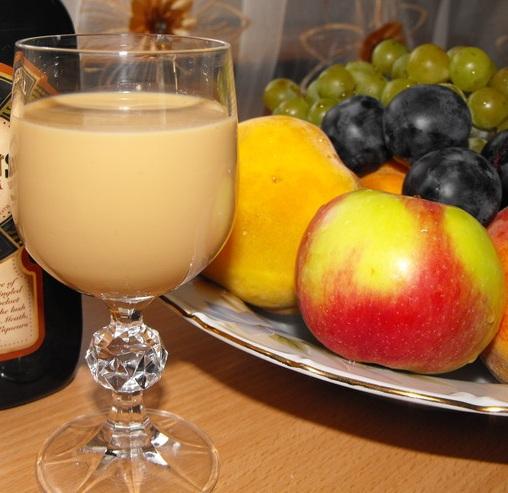 пышные оладья на кефире с яблоками рецепт