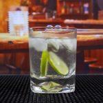 фото алкогольного коктейля джин тоник