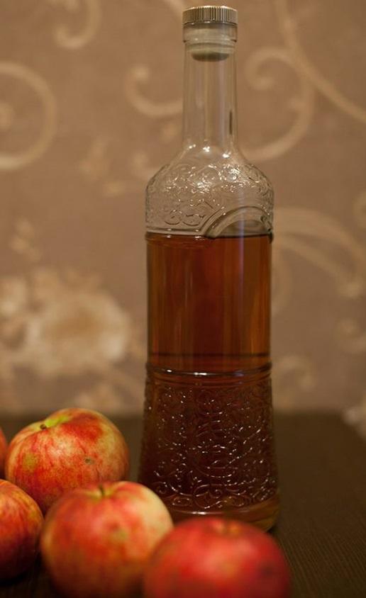 фото яблочной настойки кальвадос