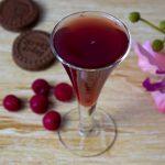 вишневая водка фото