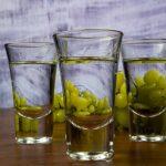фото настоящей чачи из винограда