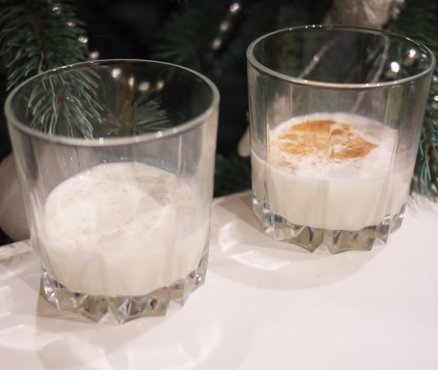молоко с виски фото