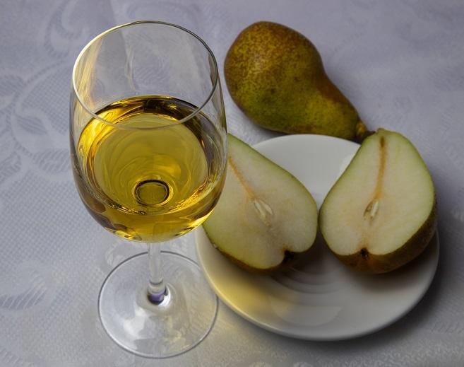 фото вина из груши