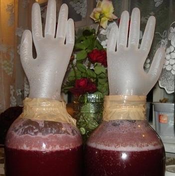 Делаем вино из изюма в домашних условиях - правильный 64