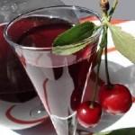 домашнее вишневое вино