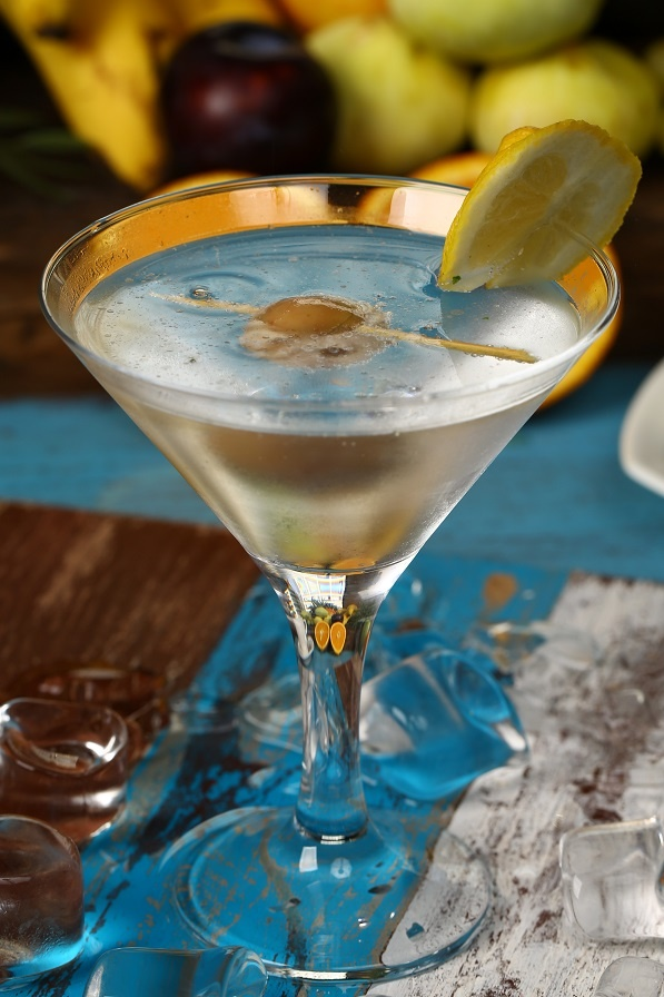 коктейль джин-водка фото