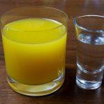 Как разбавлять водку соками