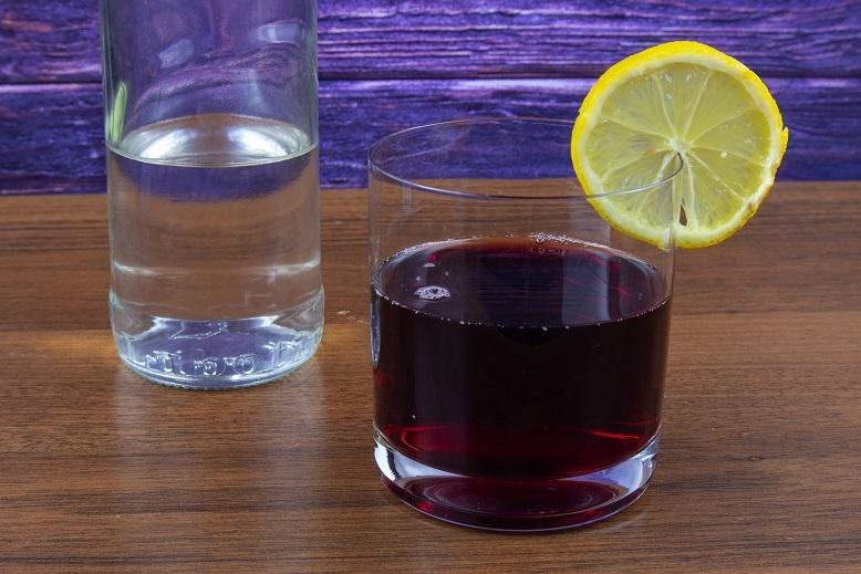 фото водки с вишневым соком
