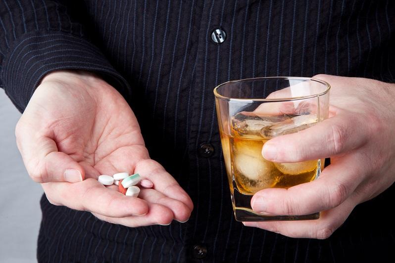 алкоголь с аспирином
