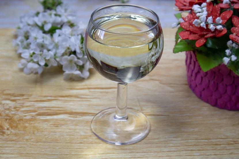 домашнее вино из цветков бузины фото