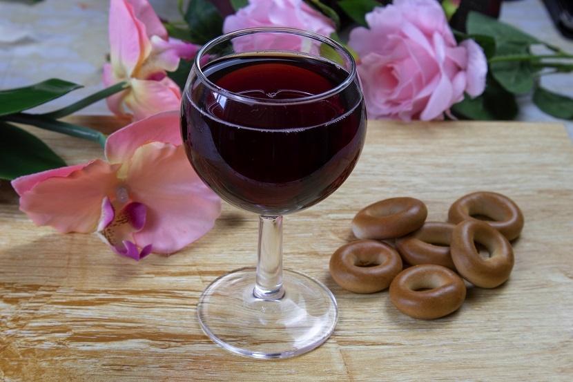домашнее вино из ягод бузины