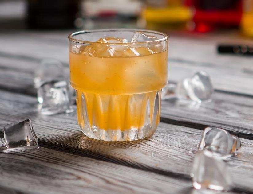 фото рома с апельсиновым соком