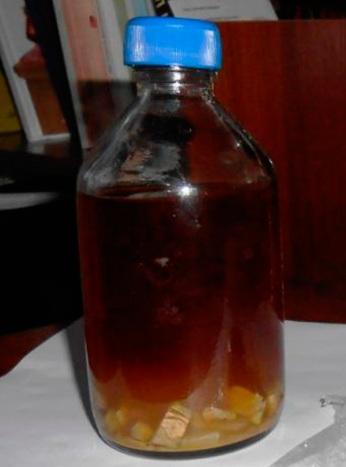 Как сделать настойку на спирту в домашних условиях