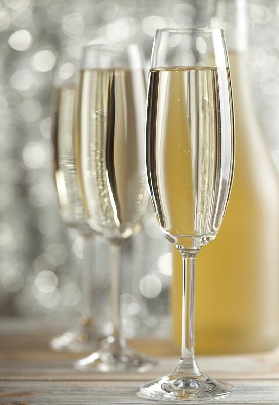 фото флюте бокала для шампанского