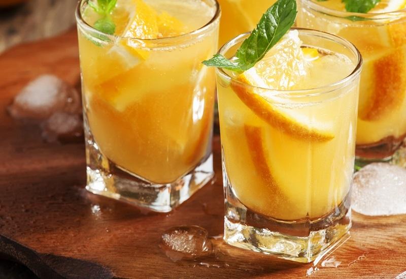 ликер с апельсиновым соком