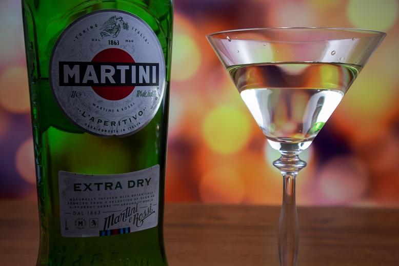 фото мартини бьянко в бокале