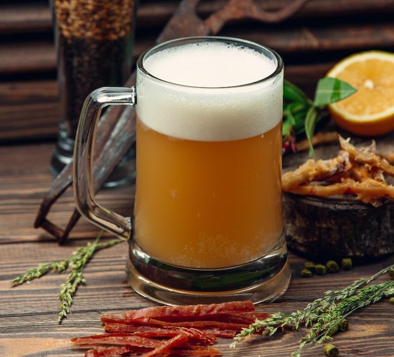 нефильтрованное пиво фото