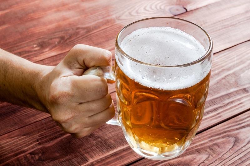 светлое пиво в России
