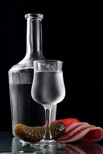 какими способами пьют водку