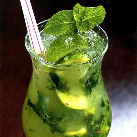 алкогольный мохито рецепт с фото