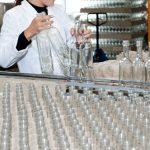 как делают водку на заводе