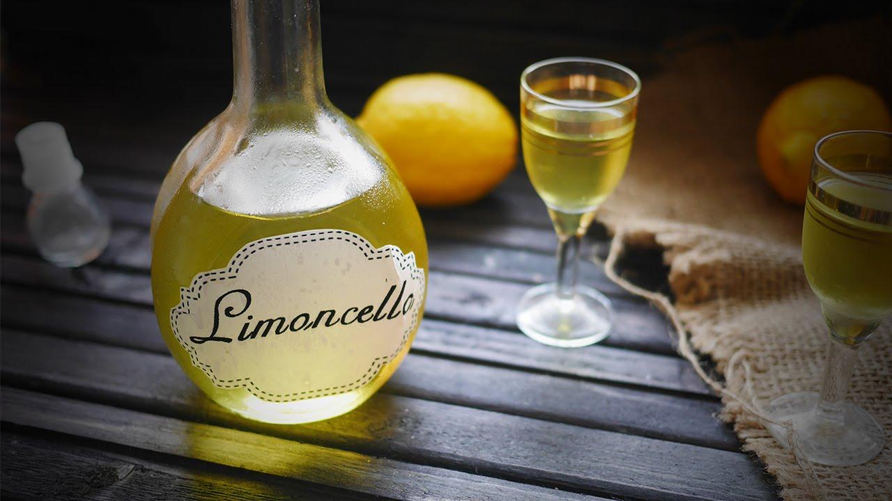 лимончелло в домашних условиях рецепты на водке и спирте