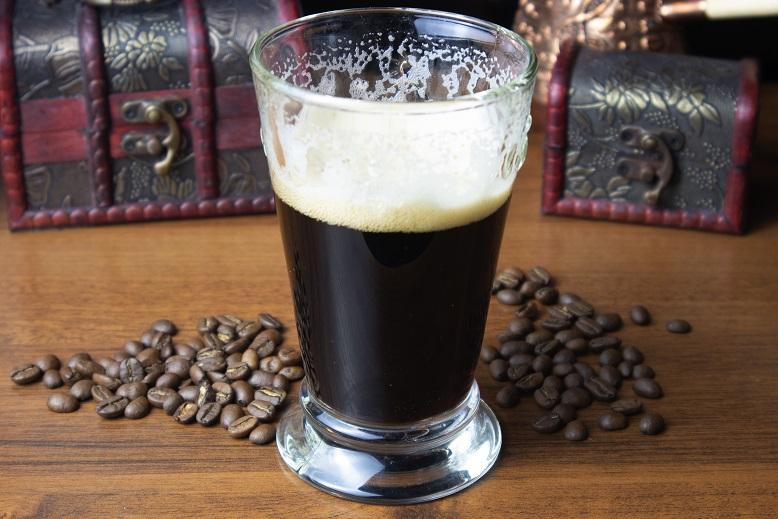 фото домашнего кофейного пива