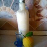 кремовый лимончелло