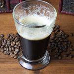 фото домашнего пива с кофе