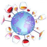самые пьющие алкоголь страны в мире