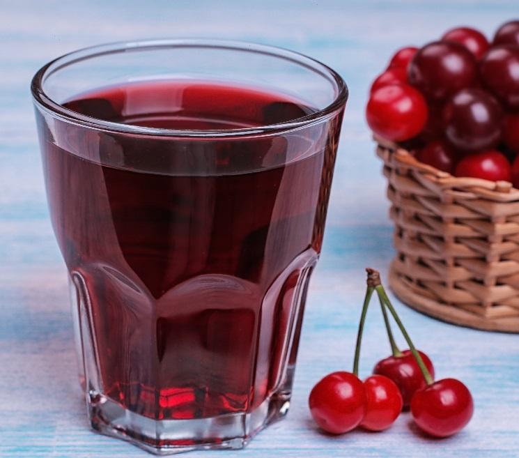 фото коньяка с вишневым соком