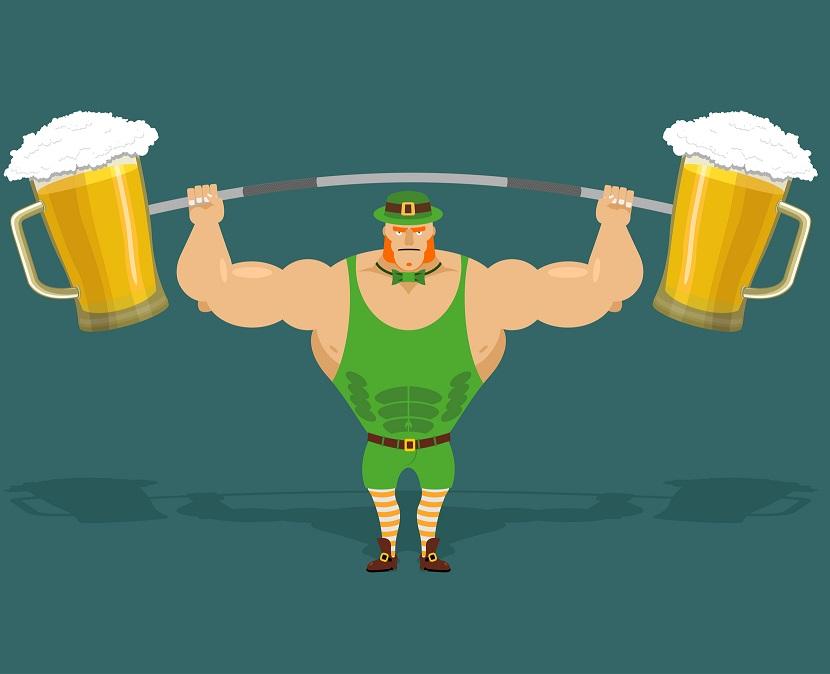 пиво и спорт