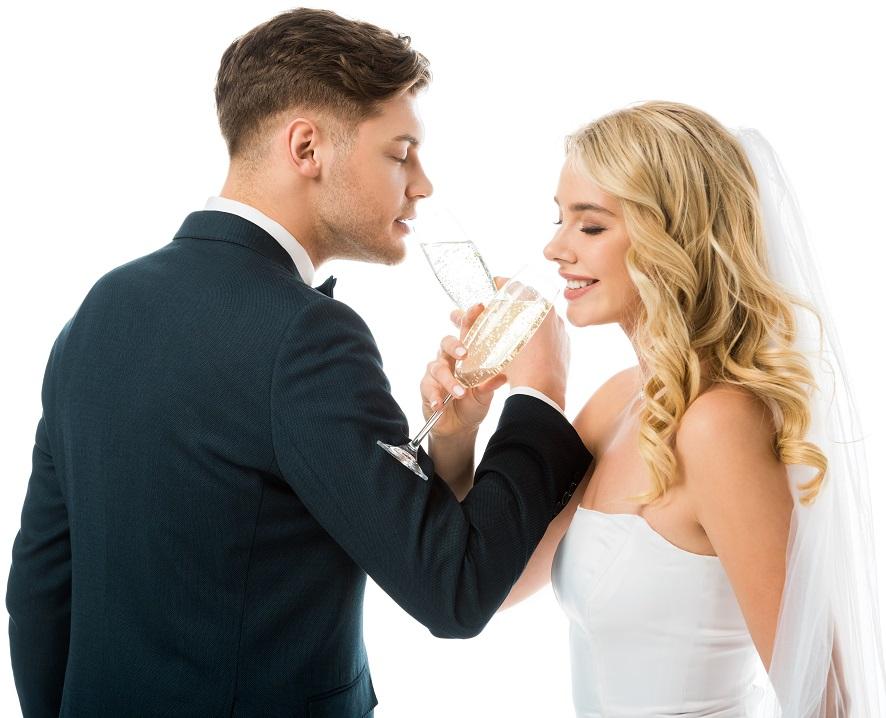 фото свадебного брудершафта