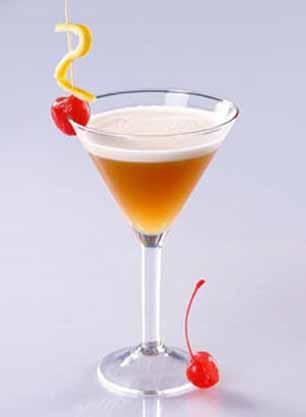фото коктейля мандариновый рассвет