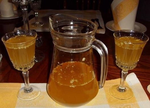 медовуха рецепт с водкой