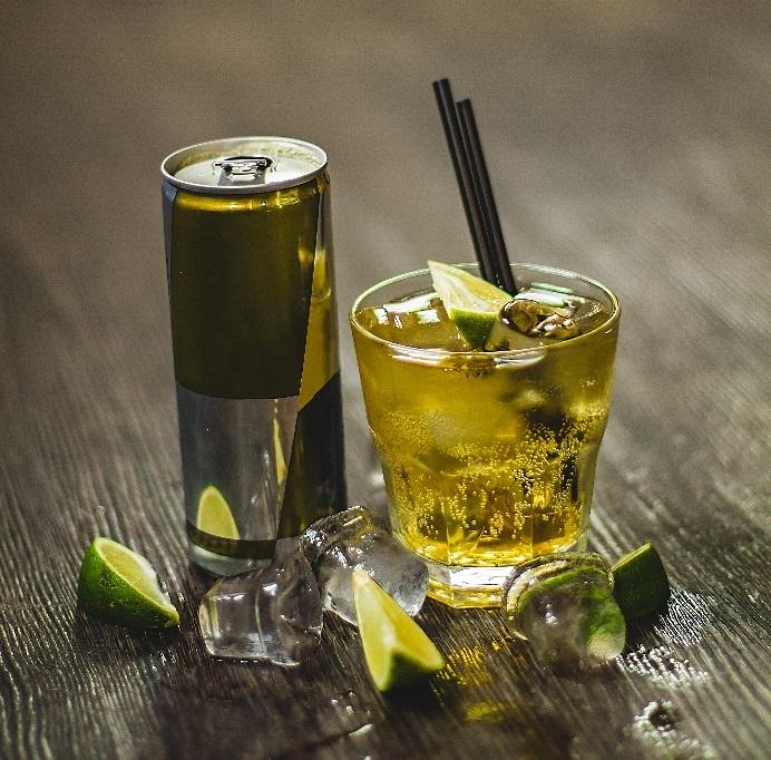 коктейль с текилой Прекрасная Фея