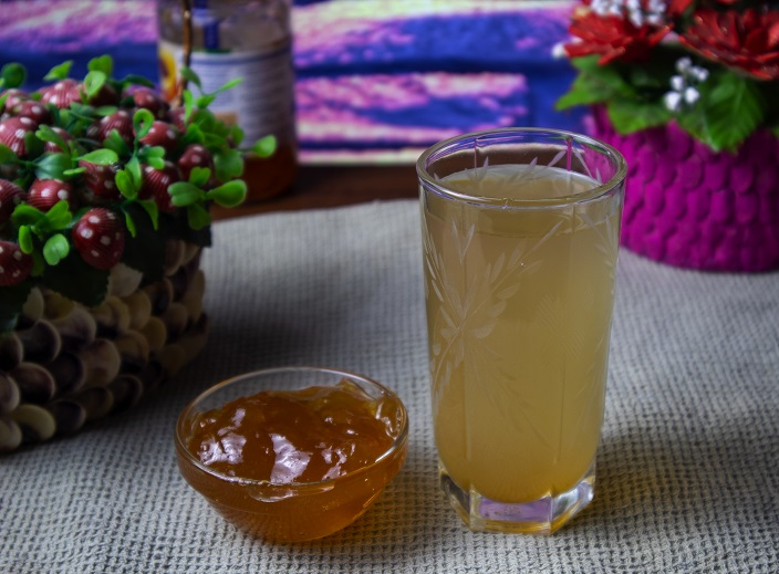фото питьевой браги из варенья