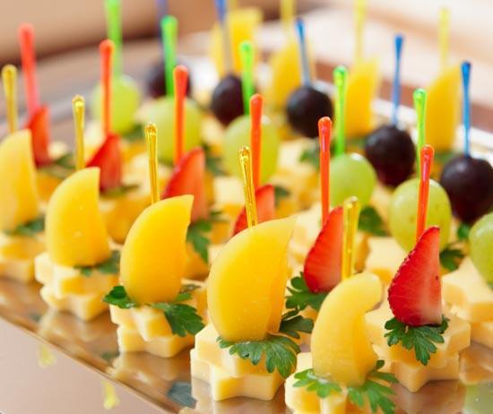 Шпажки на день рождения рецепты фото
